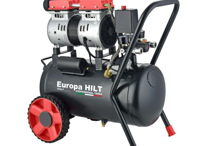 ABL1024 Air Compressor 1.0HP*0.75KW*24L ( Oil Free )